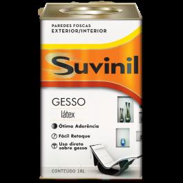 SUVINIL TINTA GESSO 18L - LT