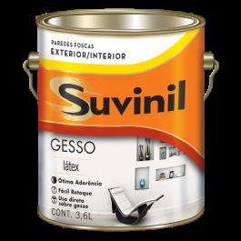 SUVINIL TINTA GESSO 3,6LTS - GL