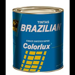 COLORLUX PRETO FOSCO 900ML - 1/4