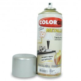 COLORGIN METALLIK PRATA 350 ML - PC