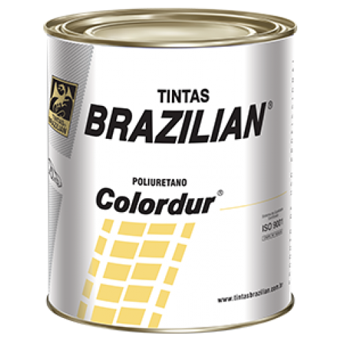COLORDUR BRAZILIAN BRANCO PURO 900ML - 1/4