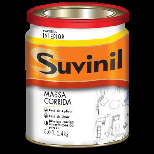 MASSA CORRIDA PVA SUVINIL 900ML - 1/4