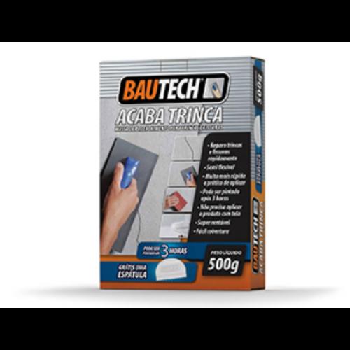 BAUTECH ARGAMASSA TRINCA 500G - UNID