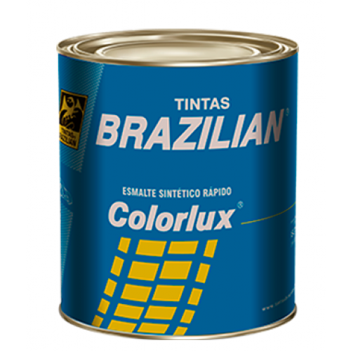 COLORLUX PRETO FOSCO 900ML - 1/4