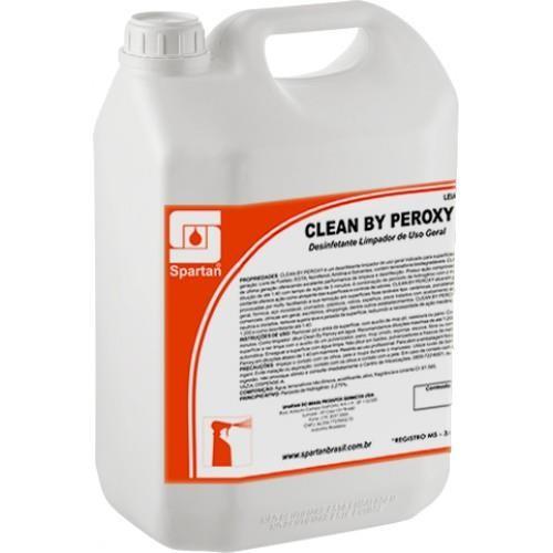 SPARTAN CLEAN BY PEROX 5 LITROS - UN