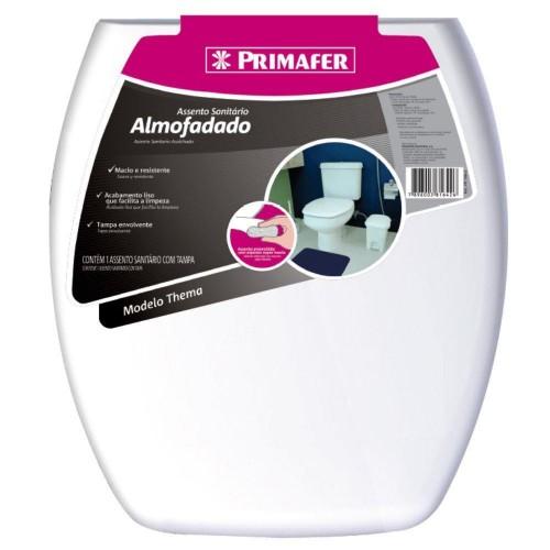 ASSENTO SANITARIO PRIM.ALMOF QUADRADO PLAST.BR - PC