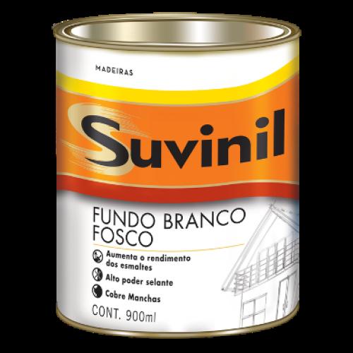 FUNDO BRANCO FOSCO SUVINIL 900ML - 1/4