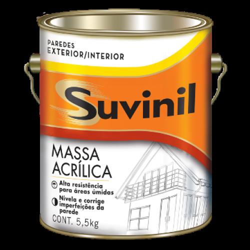 MASSA ACRILICA SUVINIL 3,6L - GL