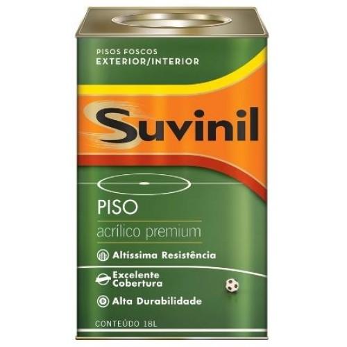 SUVINIL PISO CINZA ESCURO 18L - LT