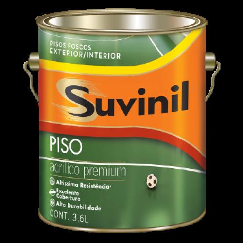 SUVINIL PISO CINZA 3,6L - GL