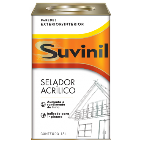 SELADOR ACRILICO SUVINIL 18L - LT