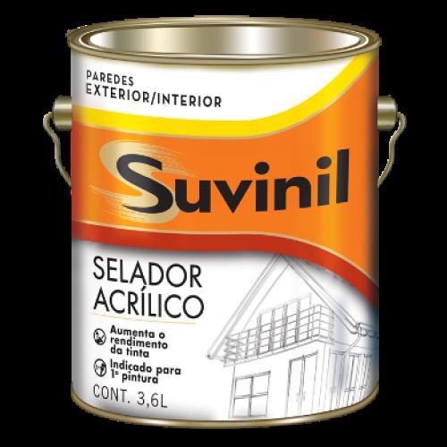 SELADOR ACRILICO SUVINIL 3,6L - GL