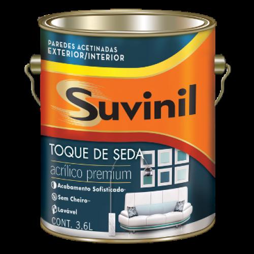 SUVINIL TOQUE DE SEDA BRANCO 3,6L - GL