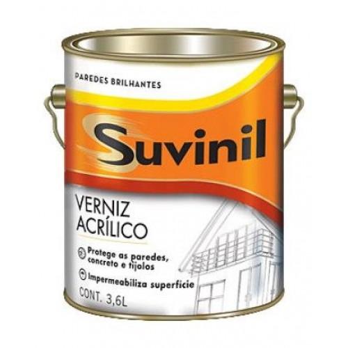 VERNIZ ACRILICO SUVINIL 3,6LT - GL